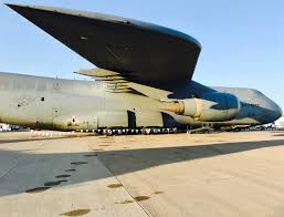 A Lord Of The Wings: America's Largest Air Force Plane Turns 50 ...