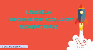 laravel 7 6 import export excel csv