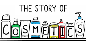 the story of cosmetics you