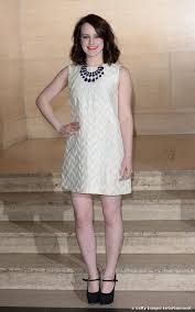 Sophie McShera poses at the Gala Dinner Held Changing Faces at Bloomsbury  Ballroom on 27...
