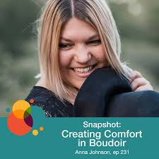 Snapshot: Creating Comfort in Boudoir - Anna Johnson