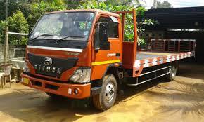 eicher pro 10 80 car carrier truck
