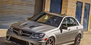 2015 Mercedes-Benz C63 AMG may pack 480 hp