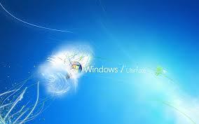 hd wallpaper windows 7 ultimate