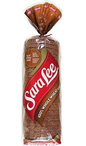 clic 100 whole wheat bread sara