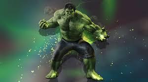 hulk 3d laptop background
