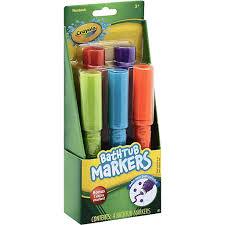 crayola markers bathtub buehler s