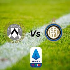 Udinese Inter probabili formazioni in palio tante certezze scudetto