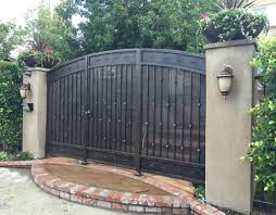 Th Gates Fences Affordable Gate Fence Installation