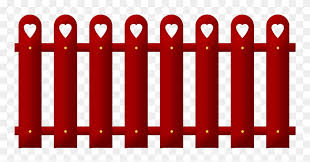 Popsicle Stick Fence Clipart Png Download 5465540 Pinclipart