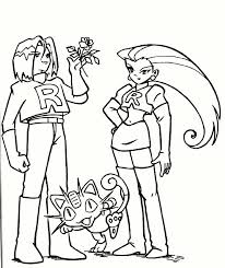 Pokemonkleurplaten Team Rocket Http Www Pokemon Kleurplaat Nl