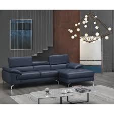modern premium leather sectional sofa
