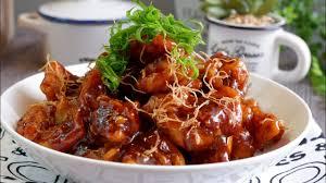 Crispy Ginger Soy Fish 姜酱脆鱼 ...