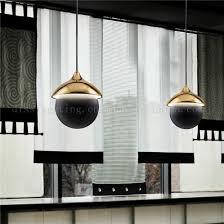 modern style iron led pendant lighting