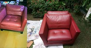 clean leather sofa at home cleaning s
