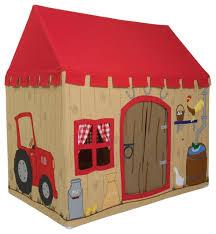 wingreen cotton playhouse barn