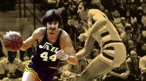 """BILL WALTON """"Pete Maravich would have averaged 57.0 points per game!""""    Basketball Network"""