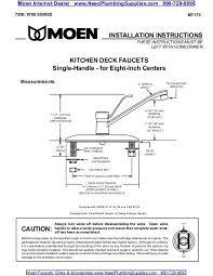 installation instructions kitchen deck