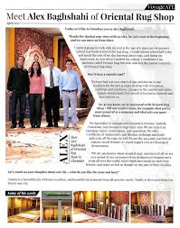 about us persian rug paradise