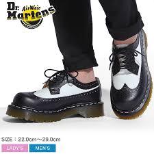 dr martens 3989 5 eye brogue shoes