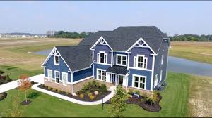 new homes at turnberry in fishers in