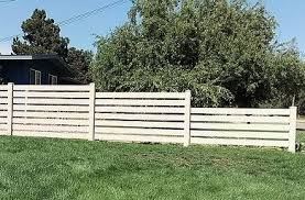 Horizontal Vinyl Fence Wrought Iron Pool Fence Fence Design Pool Fence