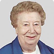PATTERSON MABEL - Obituaries - Winnipeg Free Press Passages