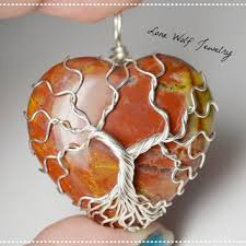 tree of life pendant sterling