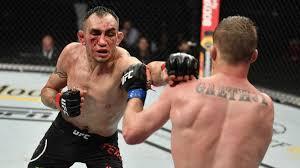 Сколько получили Тони Фергюсон и Джастин Гэтжи за UFC 249 - Eurosport