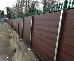 Acoustic Barriers Sound Barriers Acrylic Barriers Acoustic Barrier Fence Design Sound Barrier