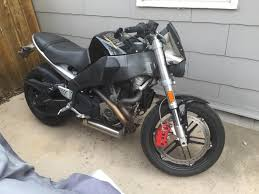buell lightning motorcycles in