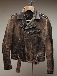 buco j 82 steerhide leather jacket
