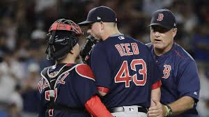 Boston Red manager John Farrell, reliever Addison Reed have ...
