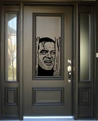 The Shining Decal Halloween Wall Decal Jack Nicholson Decal Etsy
