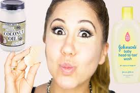 diy natural makeup removal techniques