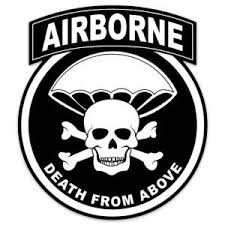 Airborne Stickers And Decals Airborne Stickers