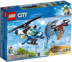 Đồ chơi lắp ráp LEGO City 60207 - Trực Thăng Cảnh Sát (LEGO 60207 ...