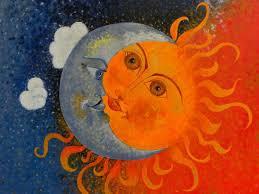 sun and moon wallpapers on wallpapersafari