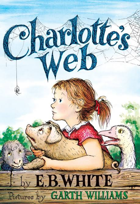 """Image result for charlotte's web by e.b. white"""""""