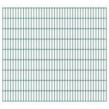 Vidaxl 2d Garden Fence Panels 2008x1830 Mm 36 M Green Home Garden And Diy Tools Webshop