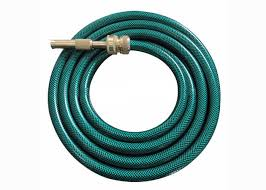 water pipe hose with brass connector