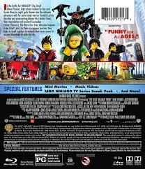 Amazon.com: The Lego Ninjago Movie (Blu-ray): Dan Lin, Jill ...