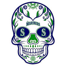 Mlb Seattle Mariners Skull Graphic Decal Bed Bath Beyond