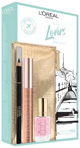 l oreal paris look on the go the