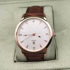 new sports watches leather strap