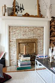 fireplace a makeover using tiles