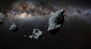 Diamonds And More Suggest Unusual Origins For Asteroids   Science ...