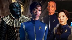 Who From the Star Trek Discovery Cast ...