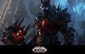 dual monitor wallpaper world of warcraft