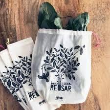 Bolsas reutilizables para comprar a granel frutas y hortalizas (3 ...